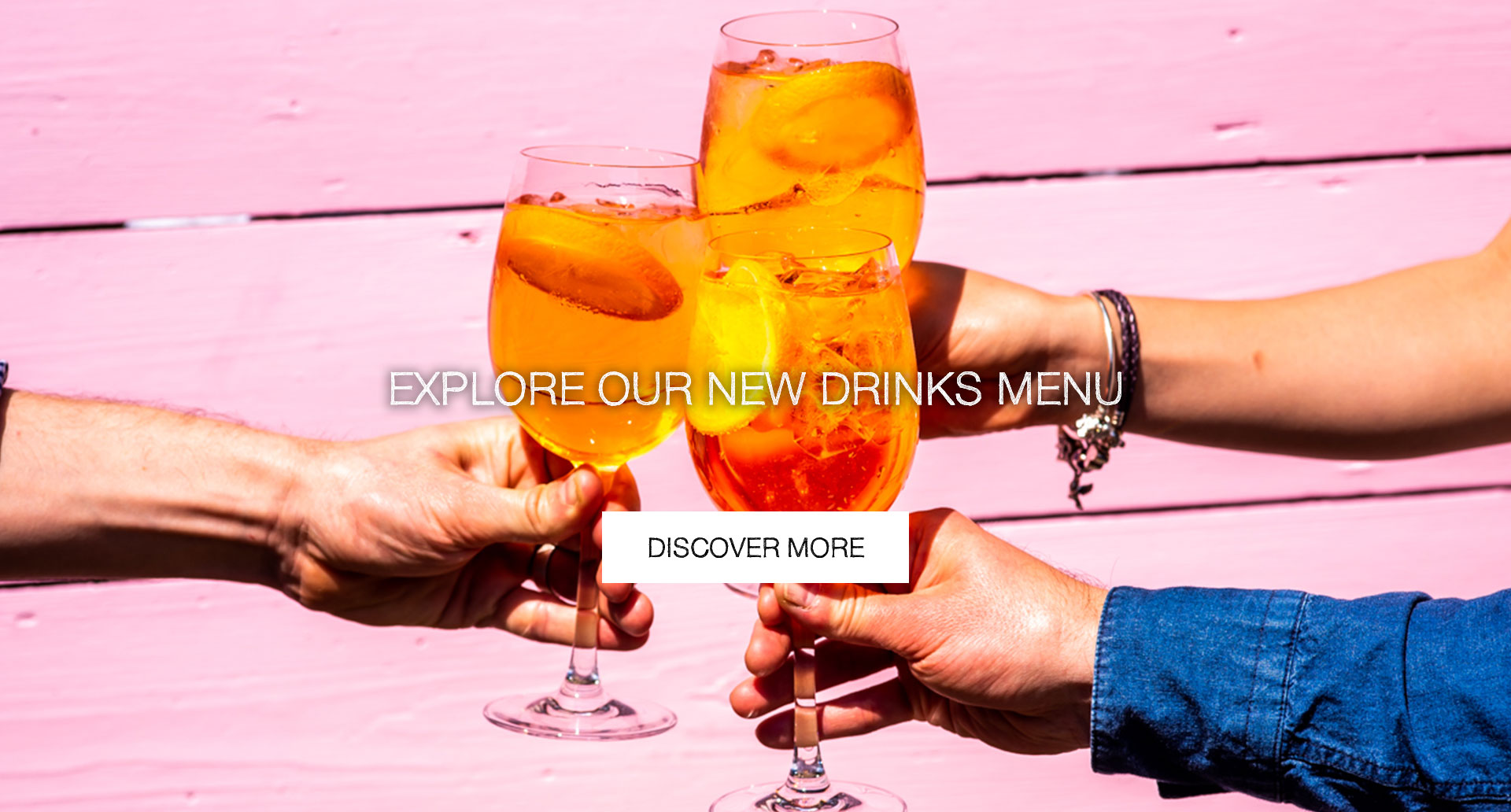 Our New Drinks Menu at Nation of Shopkeepers